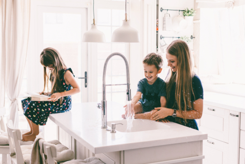 Bring Healthy Drinking Water Into Your Home